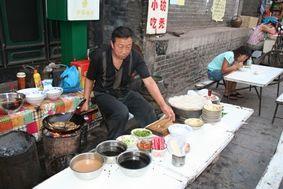 Aliments for Cuisinier wok